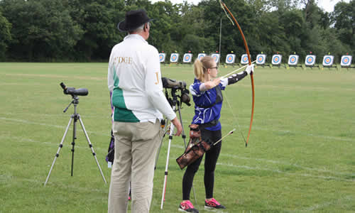 junior girls longbow