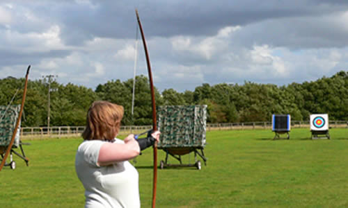 ladies longbow