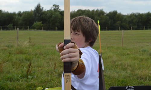 junior boys longbow