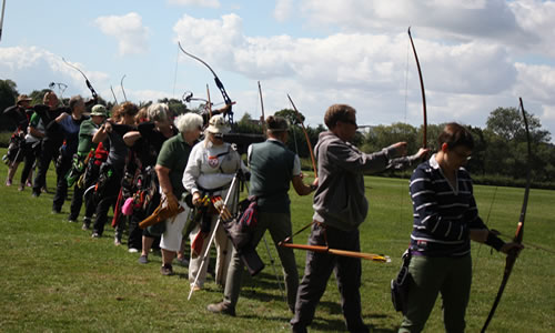 Gloucestershire Archery Society