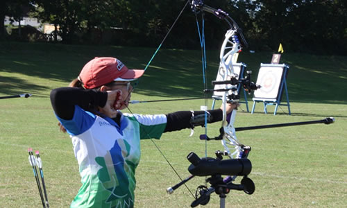 Gloucestershire Archery Society Junior Team