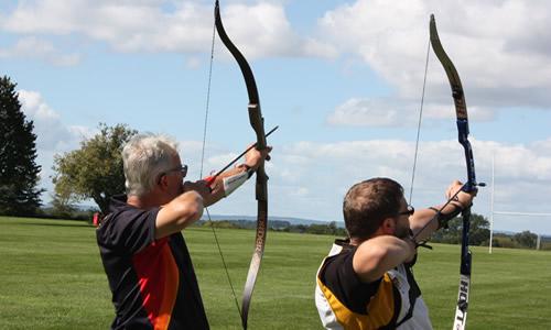 Gloucestershire Archery Society County Barebow Records